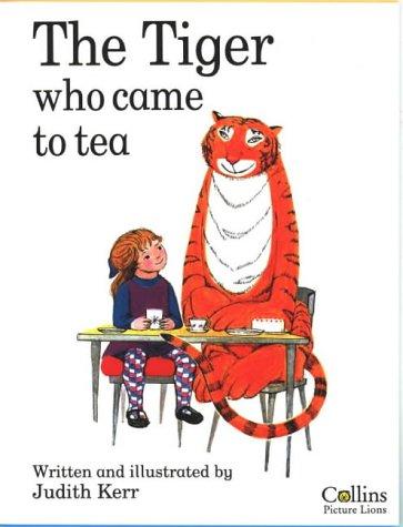 9780003015140: Tiger Who Came to Tea: Big Book