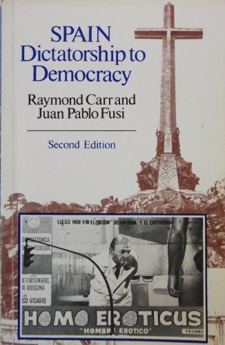 9780003020885: Spain: Dictatorship to Democracy