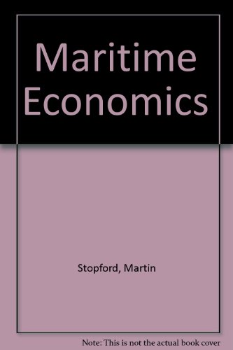 9780003021004: Maritime Economics