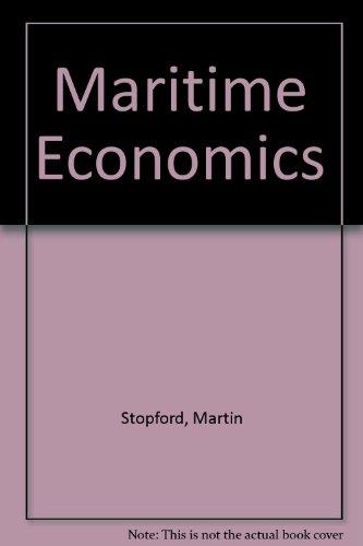9780003021004: Maritime Economics Pb