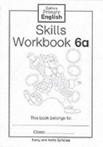 9780003022254: Collins Primary English: Skills Workbook Bk.6