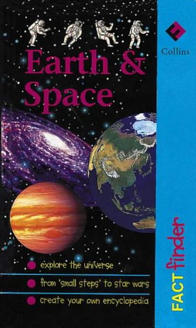 9780003022414: Factfinder: Earth and Space (Factfinders)