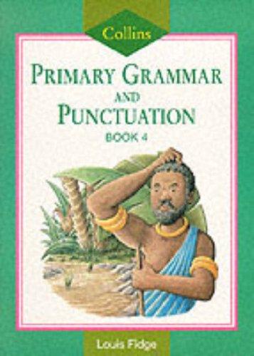 9780003023039: Collins Primary Grammar: Bk. 4