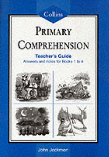 9780003023114: Collins Primary Comprehension - Teacher's Notes: Teacher's Guide