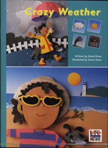 9780003023138: InfoActive 2B (43) - Crazy Weather: Core Readers Pack 2B