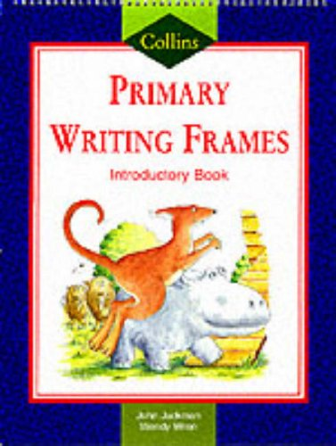 9780003023367: Collins Primary Writing (6) - Introductory Frame Book