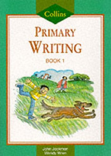 9780003023374: Collins Primary Writing: Year 3 Bk. 1
