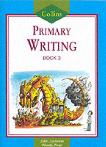 Collins Primary Writing (4) - Pupil Book: Wren, Wendy, Jackman,