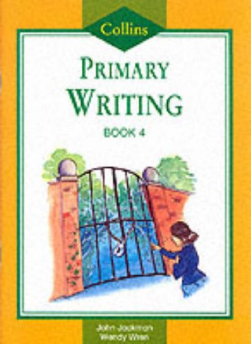 9780003023435: Collins Primary Writing (5) - Pupil Book 4: Bk. 4