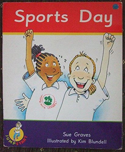 9780003024043: Jumpstart - Sports Day: Stage 1 Set A Book 5: Stage 1 Set A Bk. 5