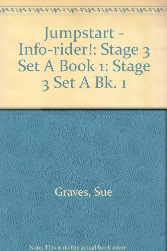 9780003024364: Jumpstart ST3 Set a Bk1 Info Rider