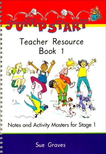 9780003024739: Jumpstart: Stage 1, Teacher Resource Book
