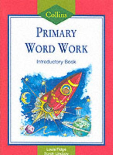 9780003024852: Collins Primary Word Work: Introductory Book
