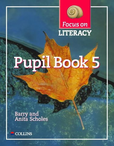9780003025101: Focus on Literacy: Pupil Textbook Bk.5