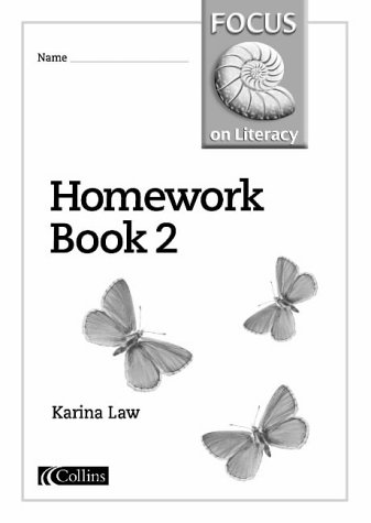 9780003025125: Focus on Literacy (16) - Homework Book 2: Homework Bk.2