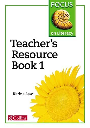 9780003025170: Focus on Literacy (5) - Teacher's Resource Book 1: Teacher's Resource Bk.1