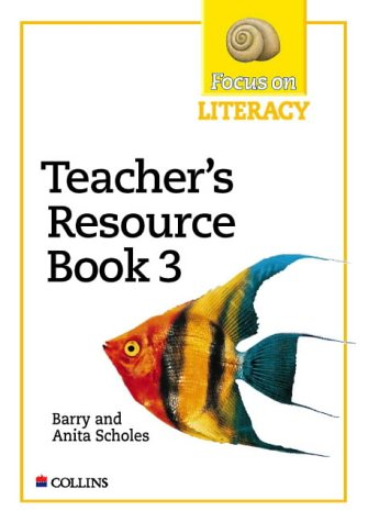 9780003025194: Focus on Literacy (21) - Teacher's Resource Book 3: Teacher's Resource Bk.3
