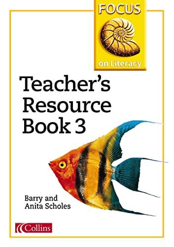 9780003025194: Focus on Literacy (21) - Teacher's Resource Book 3: Teacher's Resource Bk.3