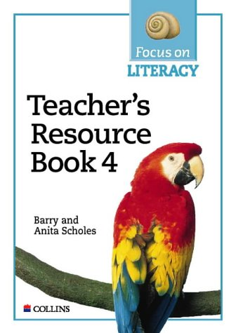 9780003025200: Focus on Literacy (28) - Teacher's Resource Book 4: Teacher's Resource Bk.4