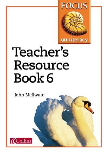 9780003025224: Focus on Literacy (42) - Teacher's Resource Book 6: Teacher's Resource Bk.6