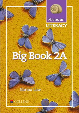 9780003025385: Focus on Literacy (10) - Big Book 2A