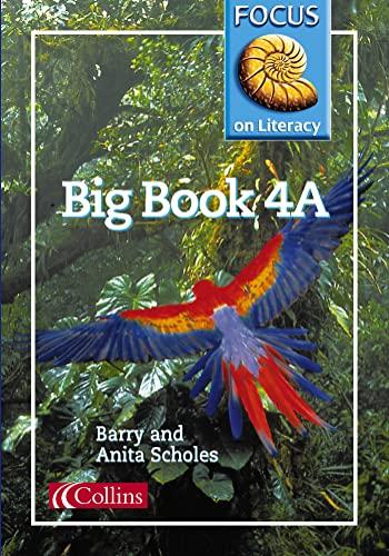 9780003025408: Focus on Literacy: Big Book 4a