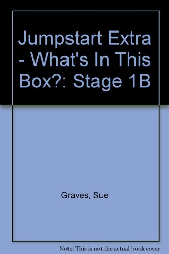 9780003025491: What's in This Box? (Jumpstart Extra, Stage 1B)