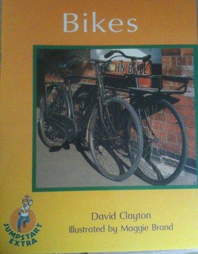 9780003025729: Bikes: Stage 3C (Jumpstart Extra)