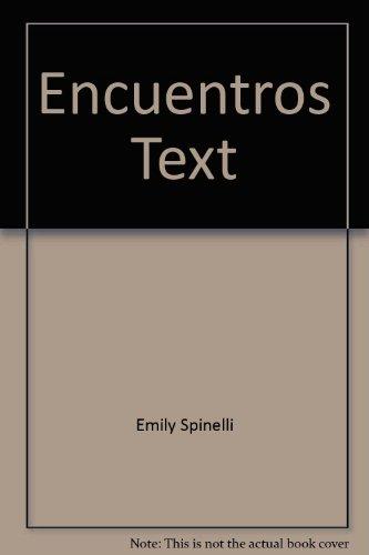 9780003029376: Encuentros Text