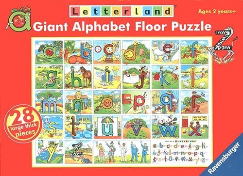 9780003030969: Letterland: Alphabet Puzzle (Letterland)