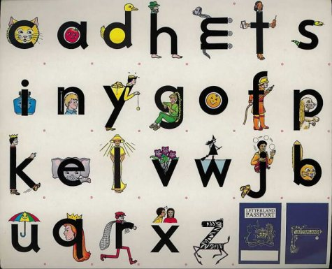9780003031263: Letterland A to Z Stickers (Letterland - Support Materials)