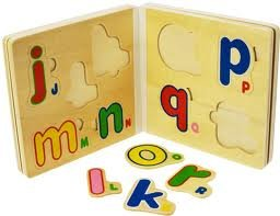 9780003031867: Letterland: ABC Wooden Jigsaw
