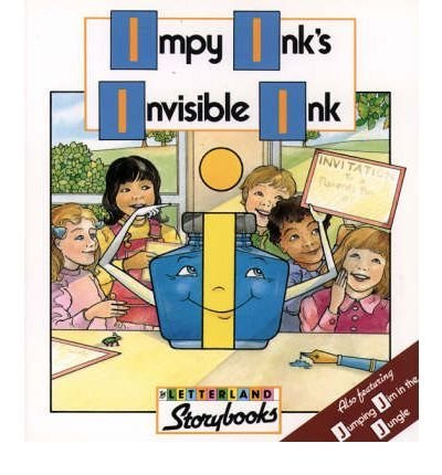 9780003032222: Letterland Storybooks - Impy Ink's Invisible Ink