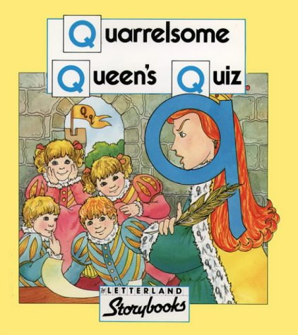 9780003032284: Letterland Storybooks - Quarrelsome Queen's Quiz
