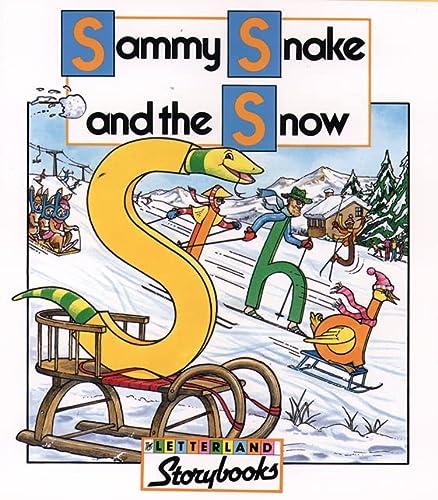 Sammy Snake and the Snow (Letterland Storybooks): Nicholson, Keith; Carlisle,