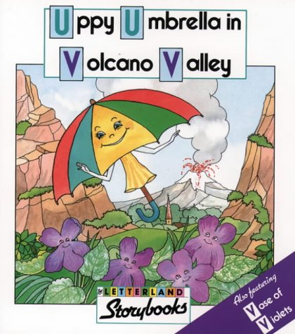 9780003032321: Uppy Umbrella in Volcano Valley (Letterland Storybooks)