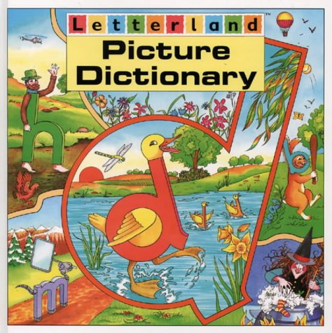 9780003032437: Letterland Picture Dictionary
