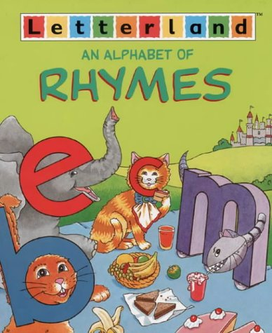 9780003032444: Alphabet of Rhymes (Letterland)