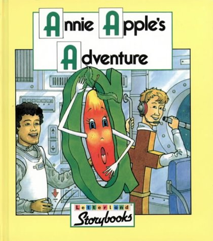 9780003032505: Letterland Storybooks - Annie Apple's Adventure