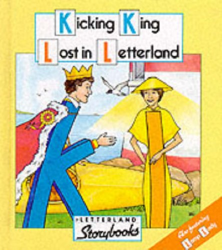9780003032574: Kicking King Lost in Letterland