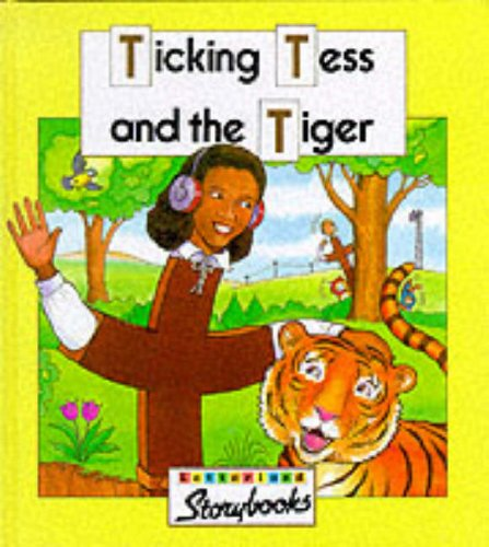 9780003032659: Ticking Tess and the Tiger (Letterland)
