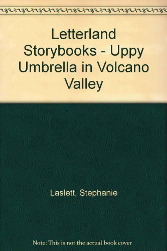 9780003032666: Uppy Umbrella in Volcano Valley (Letterland)