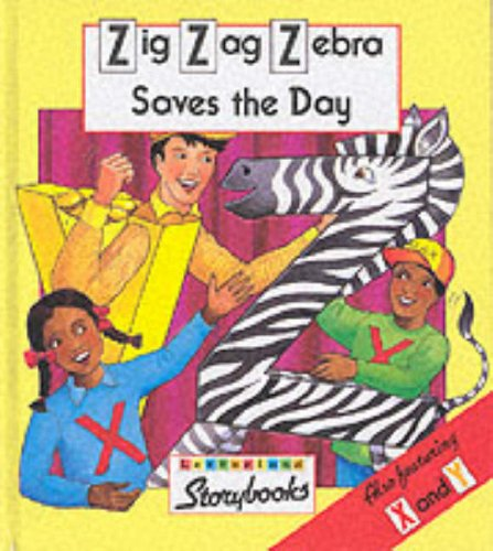 9780003032697: Letterland Storybooks - Zig Zag Zebra Saves the Day