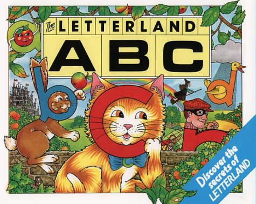 9780003032703: Letterland ABC