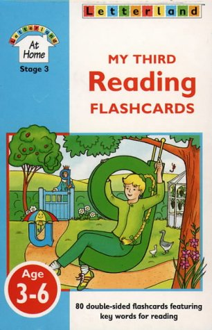 9780003032789: Letterland At Home Stage 3 - My Third Reading Flashcards