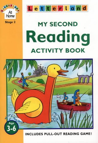 9780003032840: Letterland At Home Stage 2 - My Second Reading Activity Book