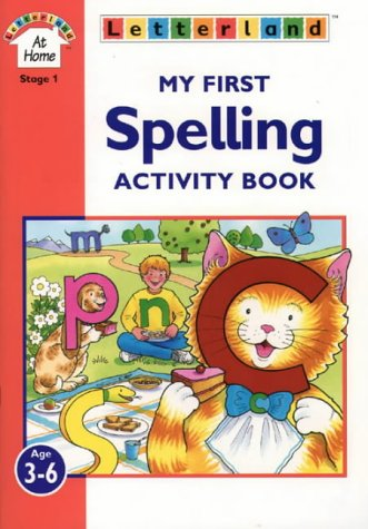 9780003032871: Letterland At Home Stage 1 - My First Spelling Activity Book