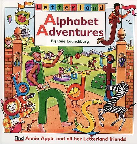 9780003032987: Letterland - Alphabet Adventures