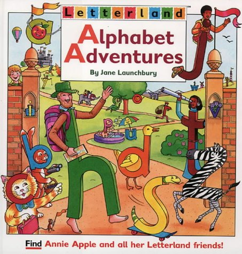 9780003032987: Letterland Alphabet Adventures