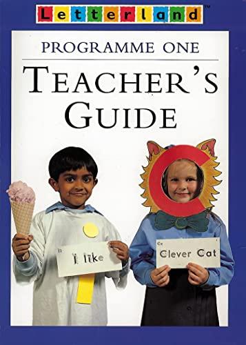 9780003033014: Letterland Programme One - Teacher's Guide: Teacher's Guide Programme 1